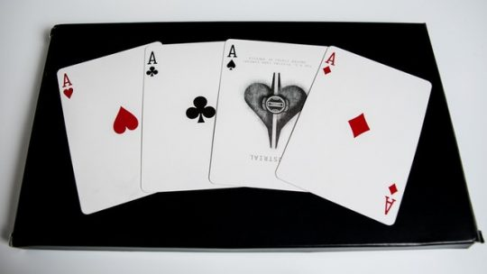 Les principales règles du jeu de poker